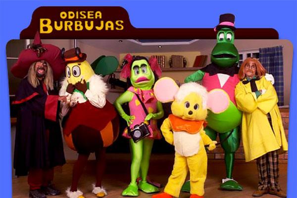 ¡'Odisea burbujas' regresará a la pantalla chica!