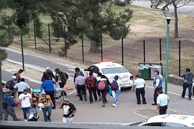 Balacera en la UNAM deja dos muertos