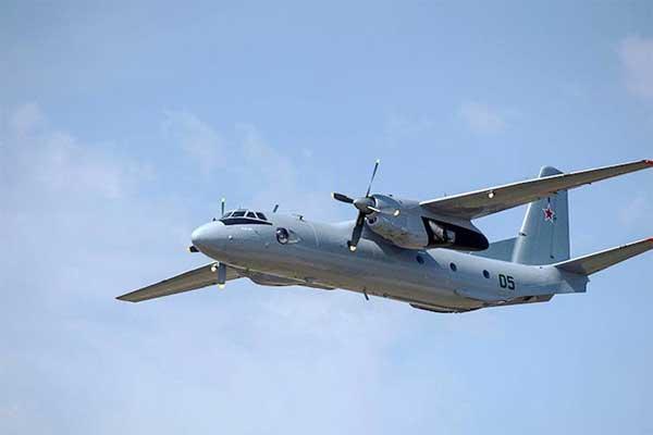 Al menos 32 muertos al accidentarse un avión militar ruso en Siria