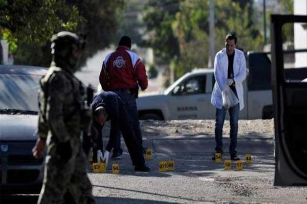 Matan a dos hombres y un bebé en Guanajuato
