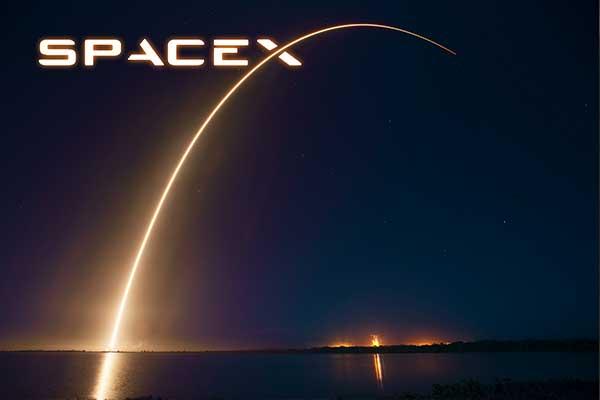 SpaceX lanza cápsula y cohete usados a la Estación Espacial