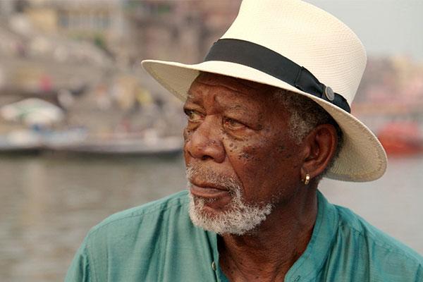 Morgan Freeman se disculpa con México por acciones de Trump