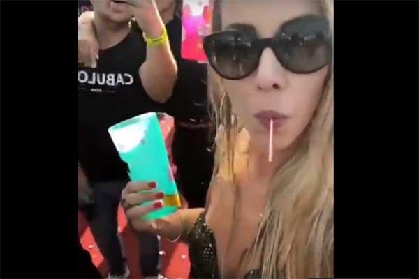 Detenido por echar burundanga en la bebida a esta joven y robarle