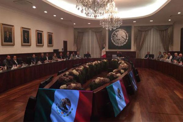 Peña Nieto ordena a secretarías revisar mecanismos de cooperación con EU