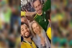 Fanáticos brasileños pierden sus trabajos luego de burlarse ...