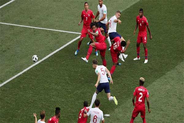 Inglaterra vence 6-1 a Panamá y pasa a octavos de final