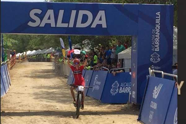 Daniela Campuzano le da otro oro a México en Barranquilla 2018