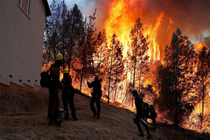 Incendios forestales más fatales en la historia de EU han de...