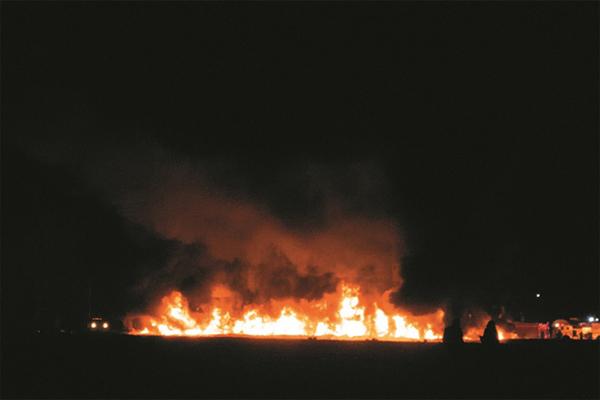 Sube a 66 número de muertos por explosión en Tlahuelilpan