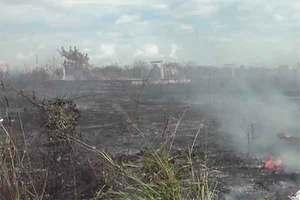 Vecinos de Nueva Mayapán inconforme con un terreno baldío