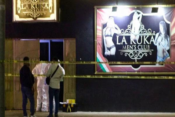 Fiscal dio a conocer causas de masacre en bar