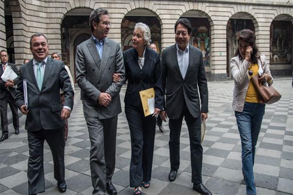 'Pausan' reforma educativa en San Lázaro, para que CNTE la palomee