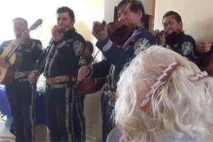 María Quintal festeja sus 100 años de vida