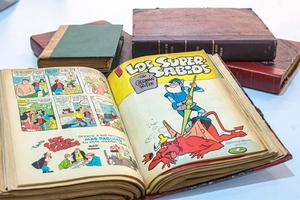 Presenta la UNAM catálogo digital de historietas mexicanas