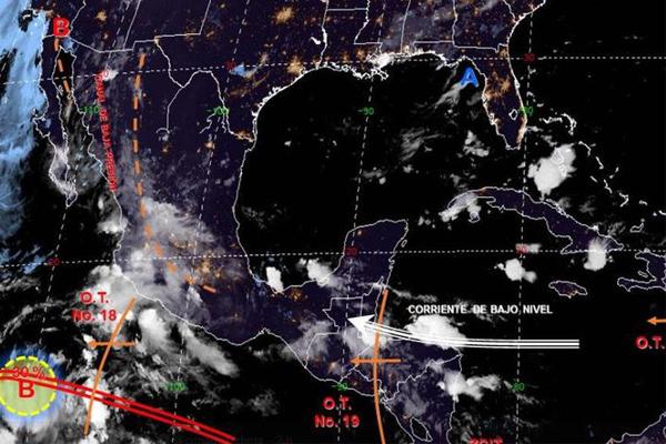 Se espera clima caluroso en Quintana Roo