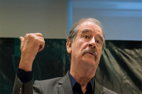 Fox sería el expresidente señalado por AMLO por deudas con el fisco