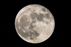 """Qué es la """"Micro Luna Llena"""" que se podrá ver en el cielo es..."""
