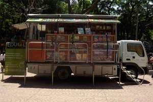 """Llega """"Librobus"""" a Cancún"""