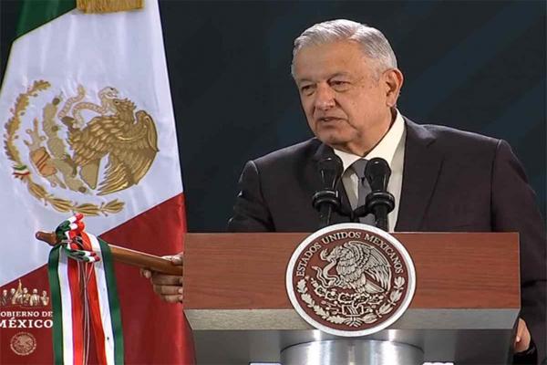 Gabinete de seguridad informará sobre balaceras en Culiacán: López Obrador