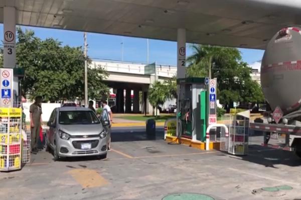 Así se moverá la gasolina en Playa del Carmen - Canal 10