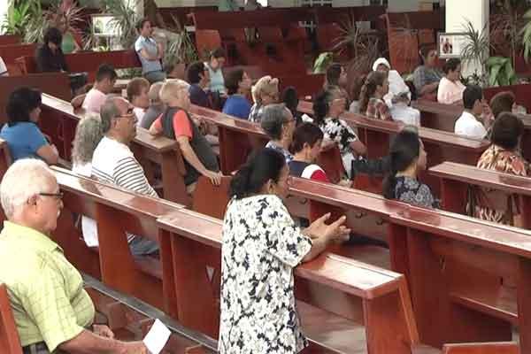 Actividades por 50 aniversario de la Prelatura Cancún–Chetumal - Canal 10