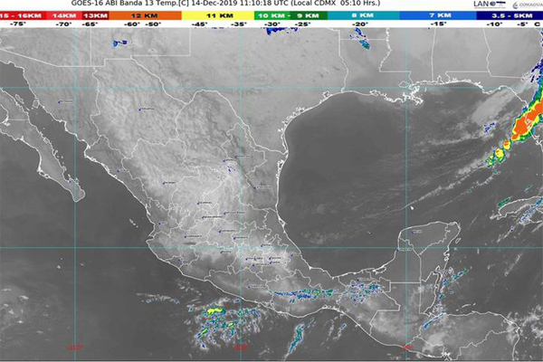 Pronostican fin de semana caluroso en Cancún