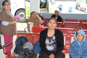RUTAS ALTERNAS PARA VIAJEROS POR BLOQUEO DE LA CARRETERA FED...