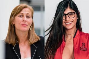 Tatiana Clouthier confunde a Mia Khalifa con estudiante oaxa...