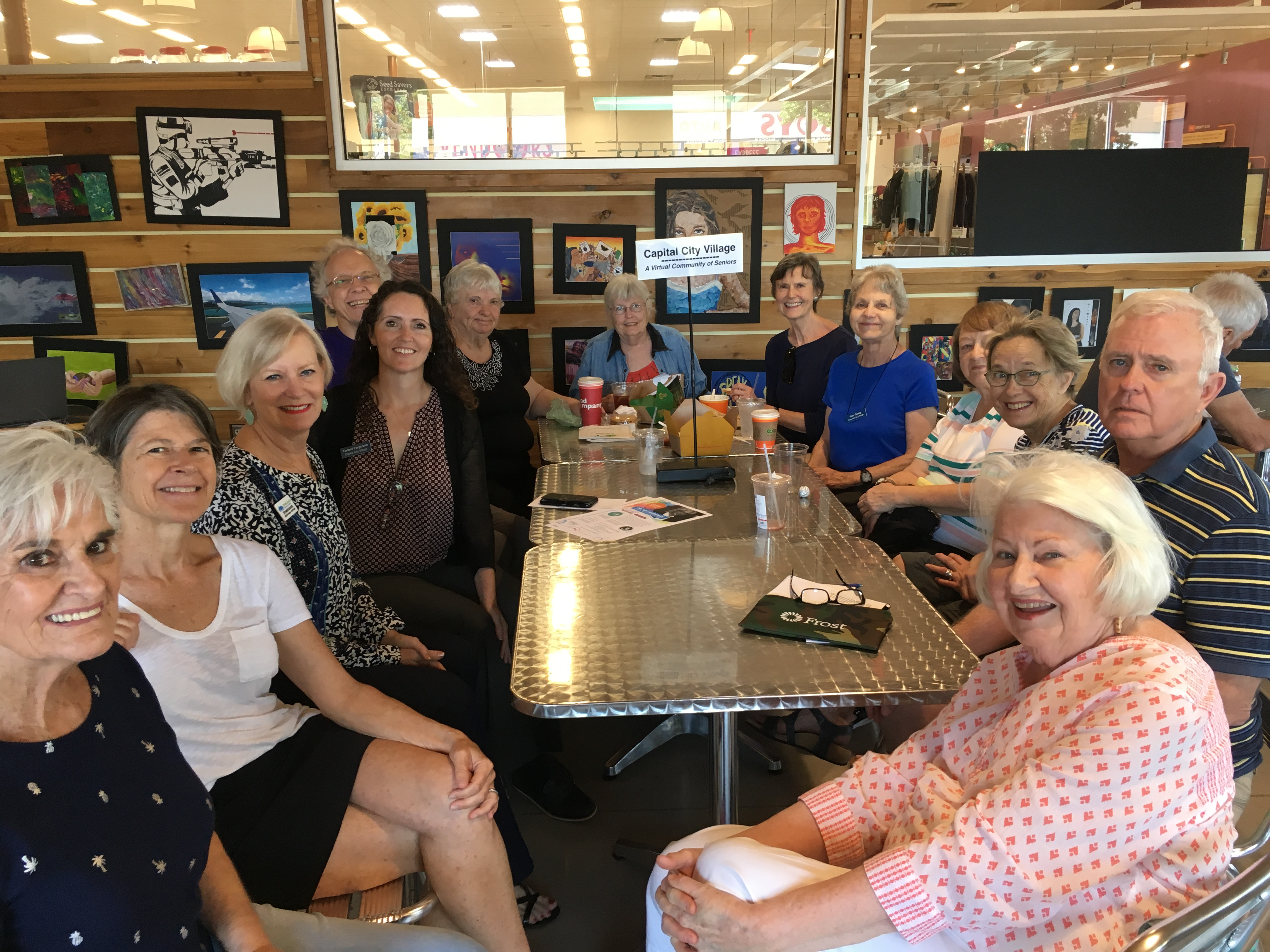 Lunch and Laughter (South Austin) picture