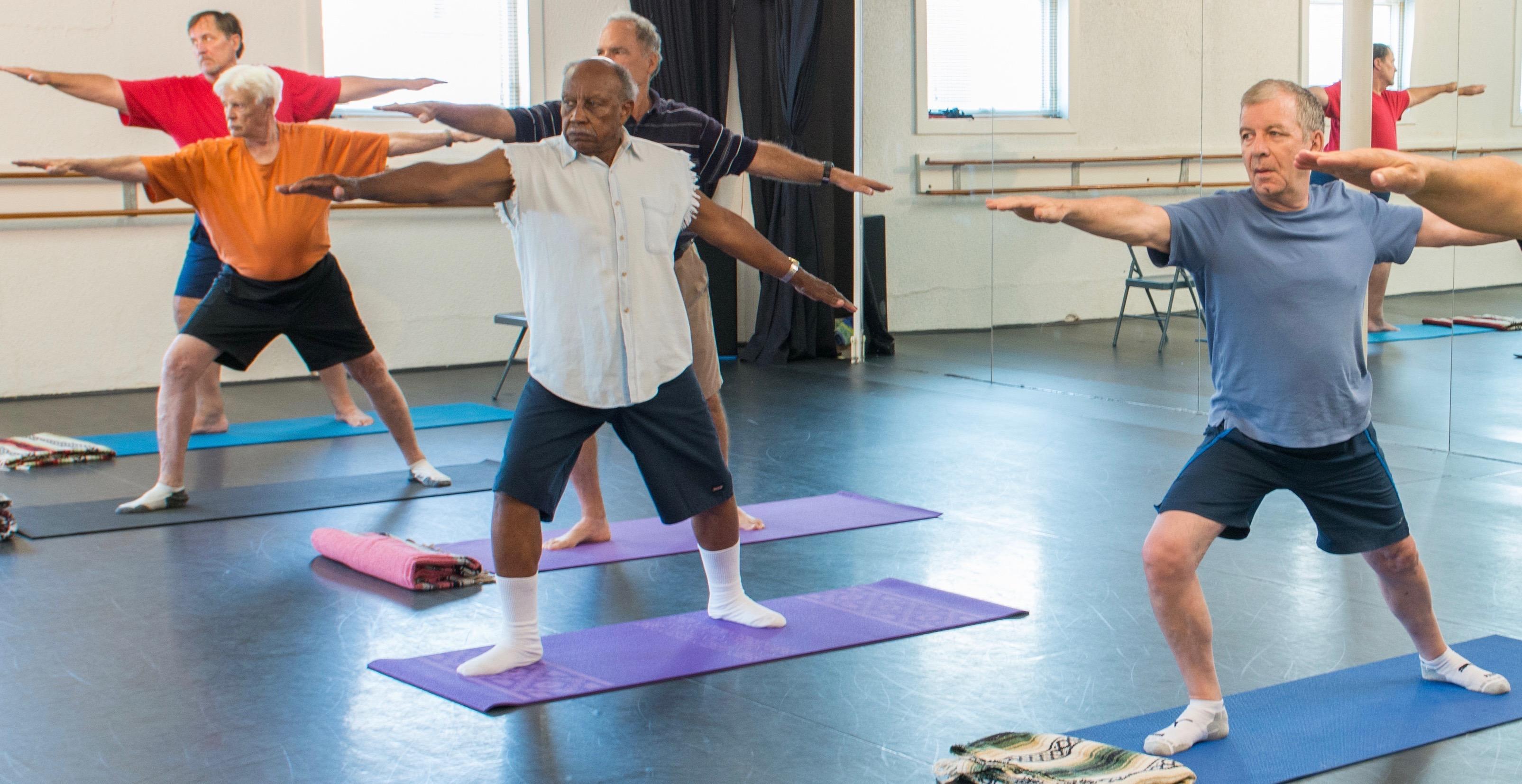 yoga class FAQ page