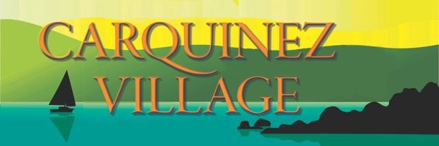 Carquinez Village logo banner