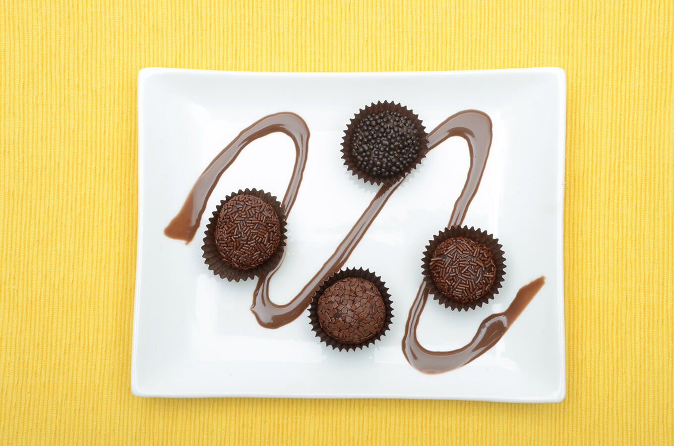 Brigadeiro Food Photography by Carrie Morgan