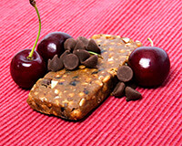 Granola Bar Food Photography by Carrie Morgan
