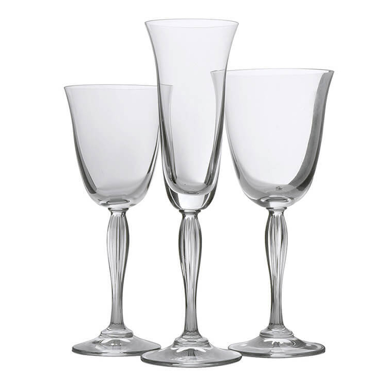 Los Angeles Product Photography Glass Trio Shot
