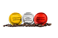Coffee Pods Styled Product Photography by Carrie Morgan