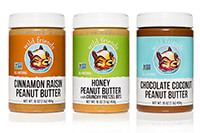 Peanut Butter Product Photography by Carrie Morgan