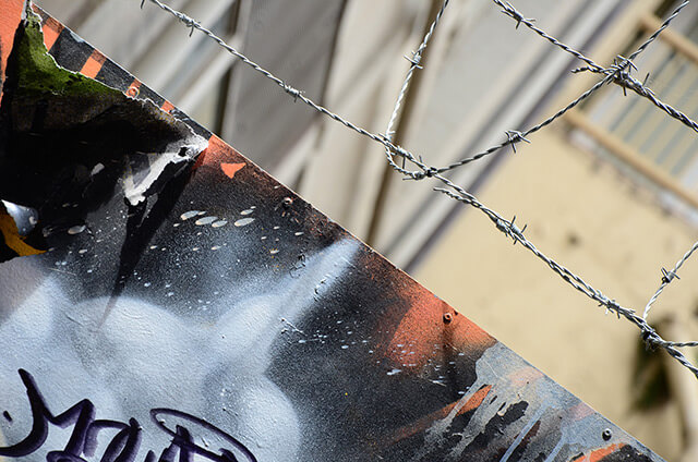 Melbourne Australia Graffiti Art by Carrie Morgan