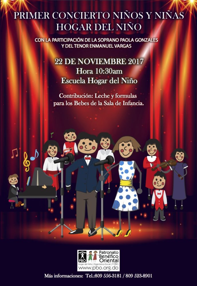 First Concert Hogar del Niño