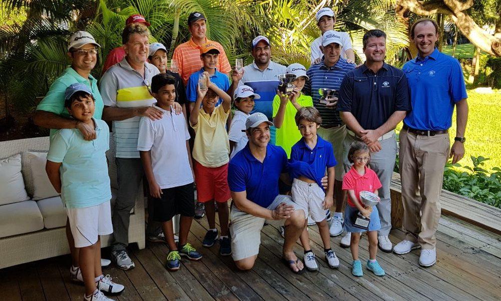 Parent-Child Golf Tournament