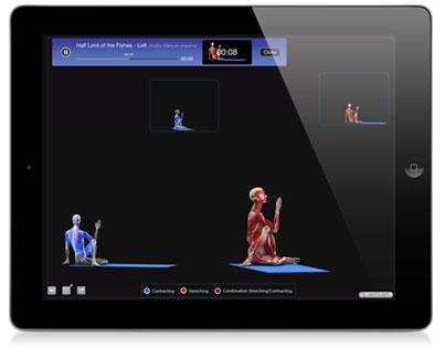 iYoga iPad image