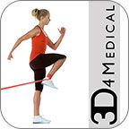 Rehabilitation for Lower Limbs app icon