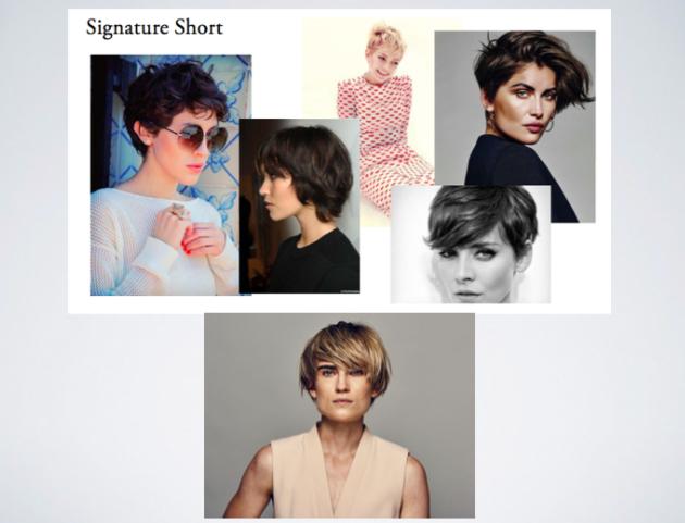 Oribe Hair Cutting