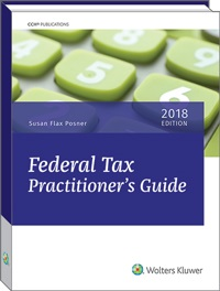 Cch cpelink federal tax practitioners guide 2018 federal tax practitioners guide 2018 fandeluxe Images