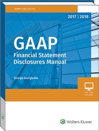 Cch cpelink gaap financial statement disclosures manual 2017 2018 gaap financial statement disclosures manual 2017 2018 fandeluxe Image collections