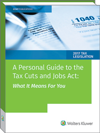 A Personal Guide to the Tax Cuts and Jobs Act