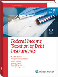 Federal Income Taxation of Debt Instruments (2019)