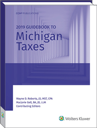 Michigan Taxes, Guidebook to (2019)