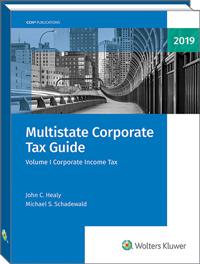 Multistate Corporate Tax Guide (2019)