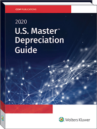 U.S. Master Depreciation Guide