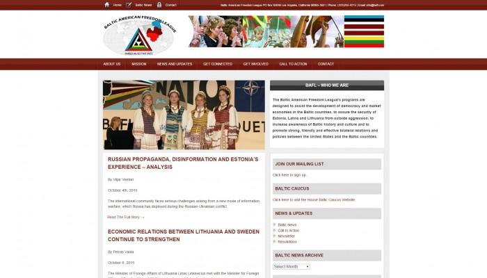 Baltic American Freedom League